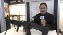 U S Ordnance Defense Systems M60E6 General Purpose Machine Gun shown at Eurosatory 2014