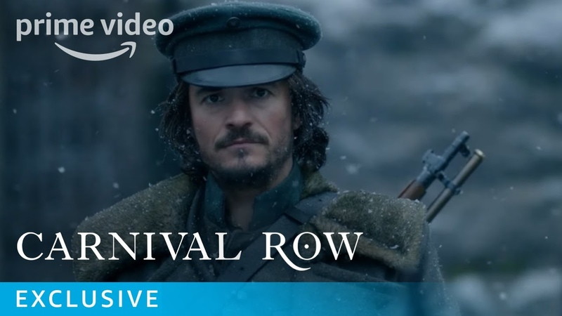 Carnival Row Featurette: Philo s Story Official Prologue Prime Video
