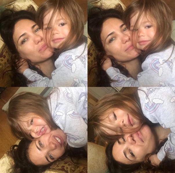 Катерина Климова поделилась снимком со своей дочкой, Беллой!