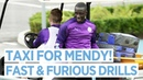TAXI FOR MENDY TRAINING MAN CITY