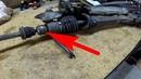 Будьте внимательны при замене рулевых тяг на Peugeot Partner второго поколения.