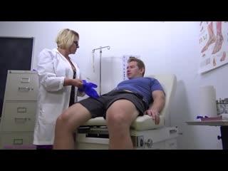 Brianna Beach - Milf Mom Comes First - Mother  Son Medical Exam