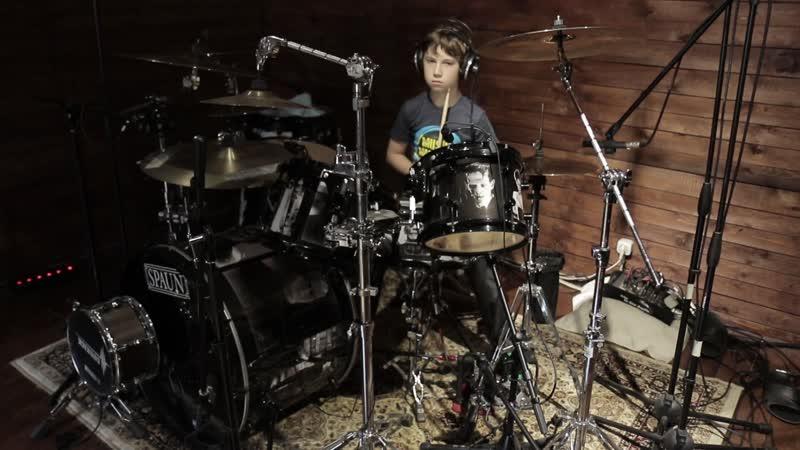 конкурс Drummers United 2019 ,Черненко Александр Юрьевич, 9 лет, г.Реутов, System Of A Down - Toxicity