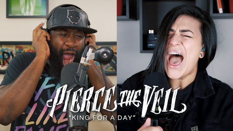 PIERCE THE VEIL – King For A Day (Cover by Lauren Babic Eric July)