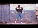 Jaz Elise Fresh Clean ft Inspire dancing in Jamaica YAK Films freshcleanchallenge