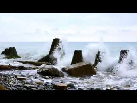Шум моря и МОРСКОЙ ПРИБОЙ ~ Слушаем Морской бриз для РЕЛАКСА и Сна 🎧