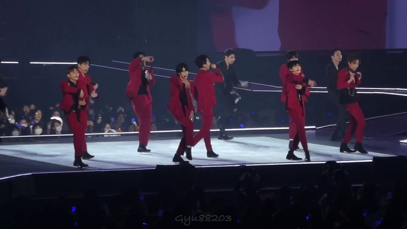 200216 Super Junior ~I Think I (Japanese version)~ Super Show8 in JAPAN