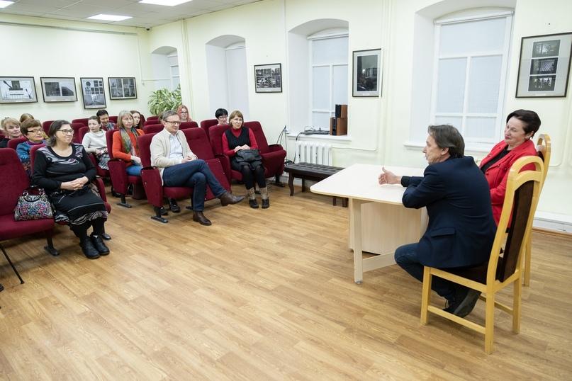Встреча с Сергеем Таныгиным, изображение №4