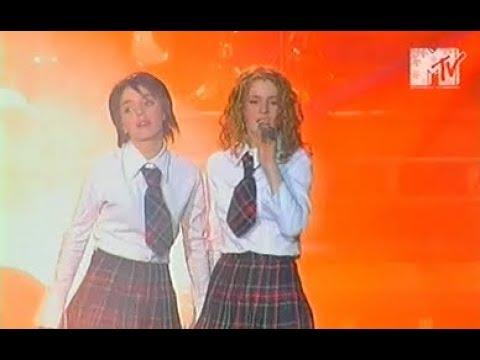 T.A.T.u. - Я сошла с ума, Нас не догонят (Live 2001)