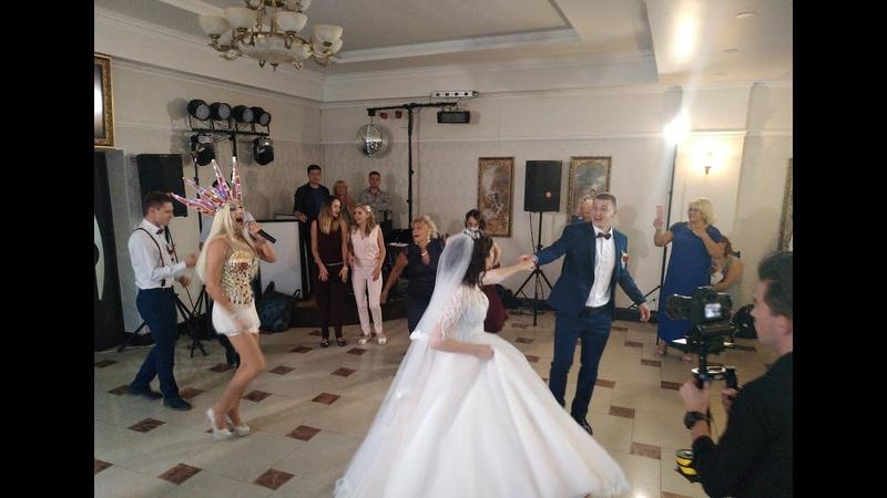 Пародист Дима Черников на свадьбе| Оля Полякова| Wedding| Весілля| Шоу двойников| Drag Queen