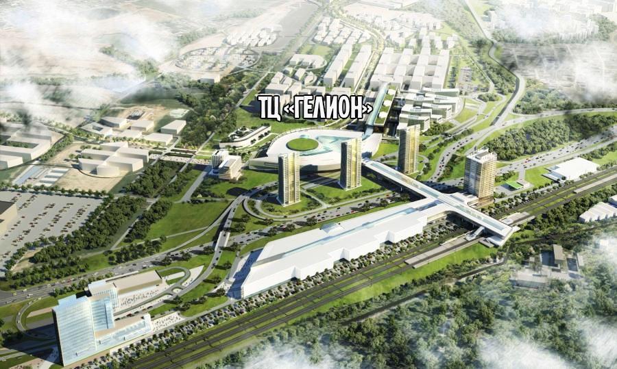 Еще один крупный ТЦ появится на Минском
