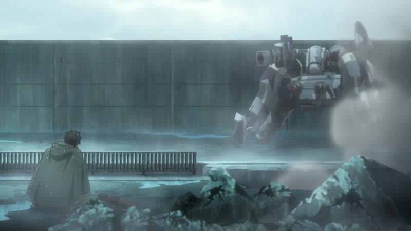 Alisma Планетарианка: Мечта одинокой звёздочки Planetarian: Chiisana Hoshi no Yume 5 ONA