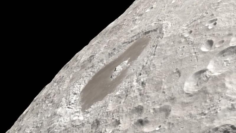 Что видели астронавты миссии Apollo 13