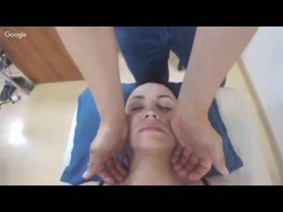 Интенсив - Омолаживающий фитнес массаж лица