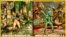Mortal Kombat D'VORAH Graphic Evolution 2015-2019 | PC PS4 |
