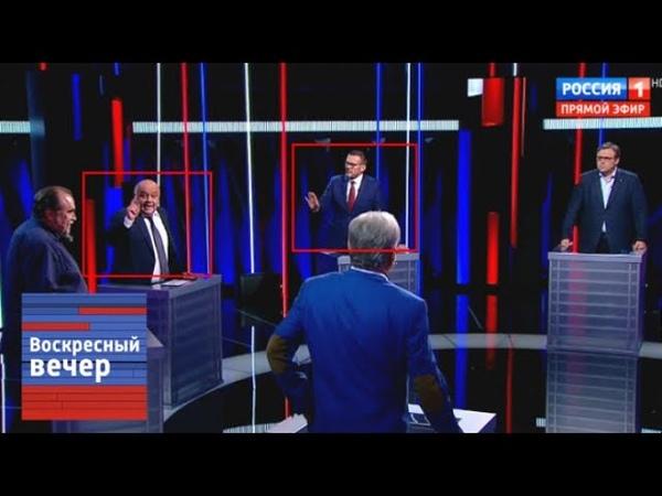 Украина УПУСТИЛА шанс стать частью НАТО и Европы Жаркая баталия на шоу Соловьева