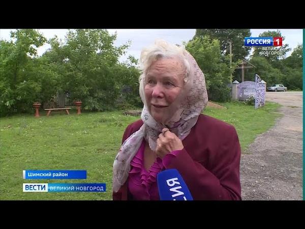 ГТРК СЛАВИЯ Вести Великий Новгород 03 08 20 вечерний выпуск