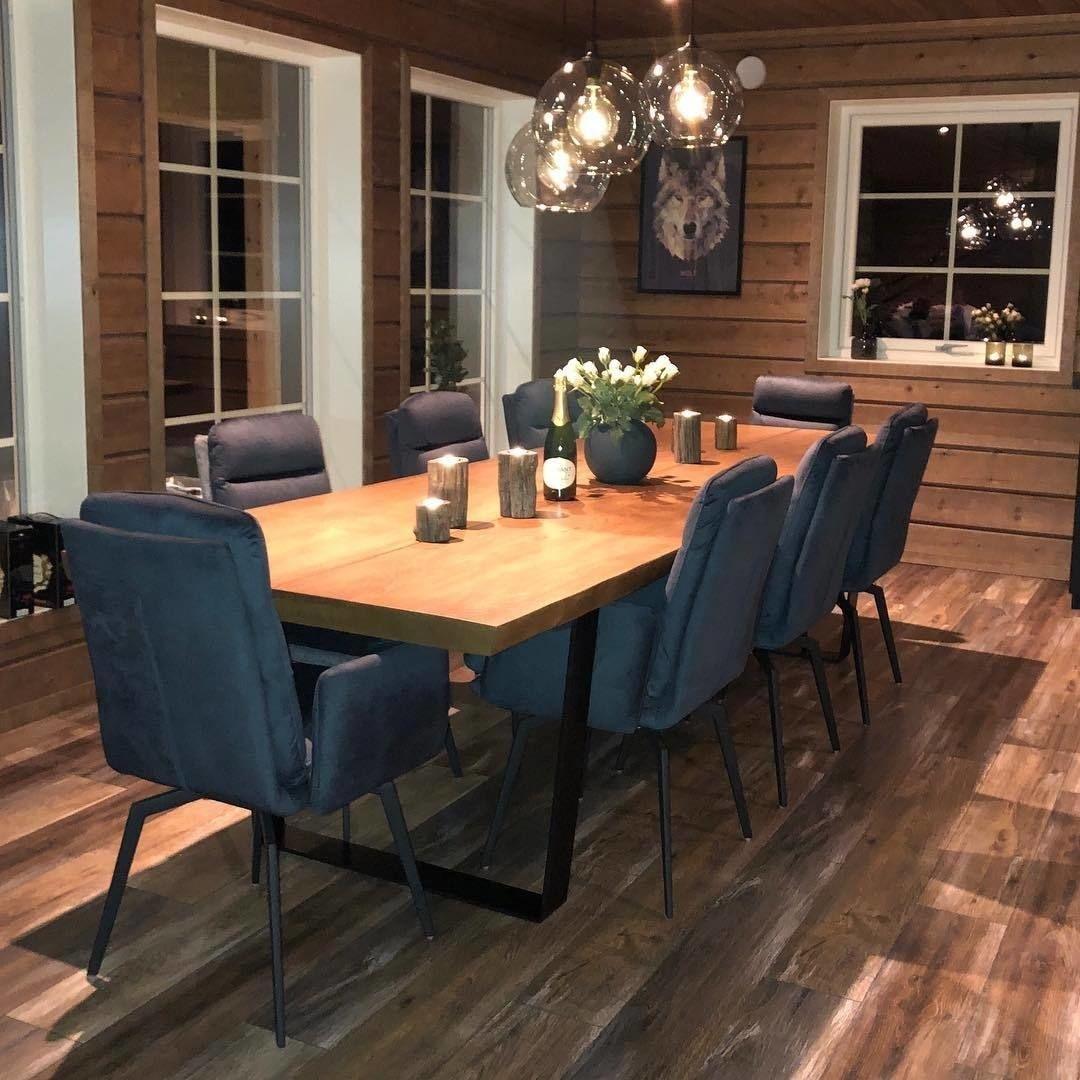 Современно, стильно, просторно - кухня в частном доме. Просто мечта