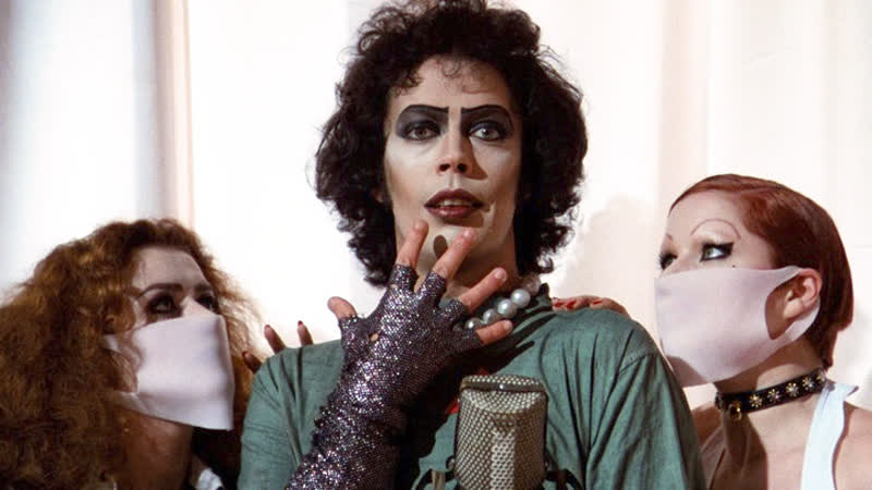 THE ROCKY HORROR PICTURE SHOW HD (Original Version Preservation) (1975)