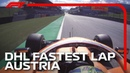 Формула-1 Гран-при Австрии Лучший круг в гонке от Ландо Норриса