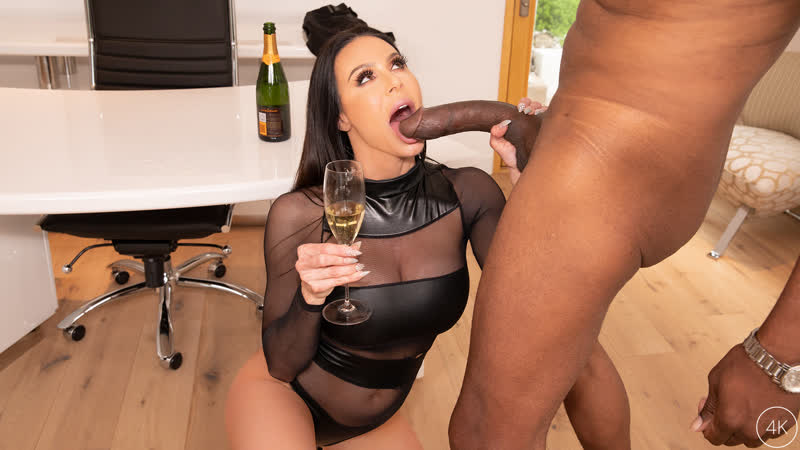 Kendra Lust Big Tit MILF Star Has A BBC Celebration With Dredd, MILF Big Tits Interracial Brazzers Porn
