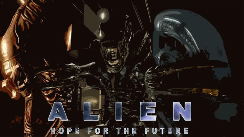 Alien: Hope for the future рабочий стрим