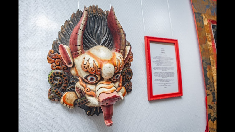 В выставочном зале Орехово-Зуева открылась необычная экспозиция частного музея «Маски и фигуры мира»