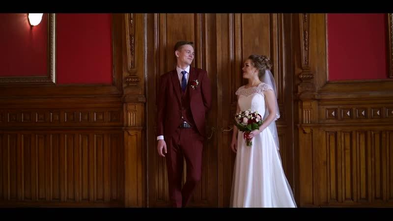 Настя и Миша | свадебный клип | MarryMe Video Prod