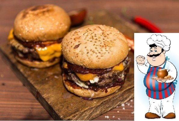 Подборка чизбургеров