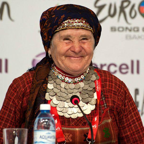Умерла солистка «Бурановских бабушек», Наталья Пугачева.