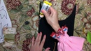 Мастер-класс по изготовлению ИЗЮ (татарское нагрудное украшение). Автор - Фатыхова Лилия, г. Сатка