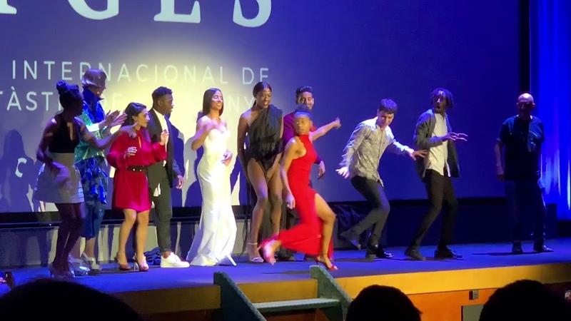 Presentación De Climax en el Festival De Cine De Sitges 2018