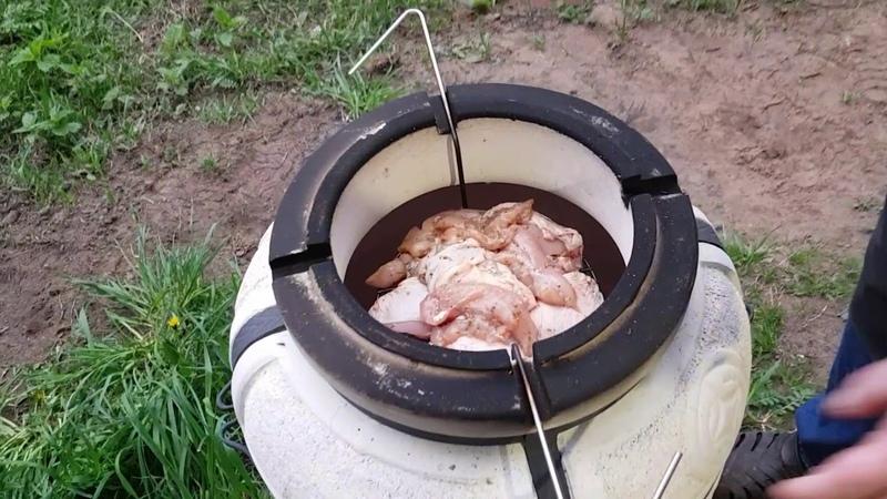 Тандыр рулит Курица в тандыре Свинина в тандыре