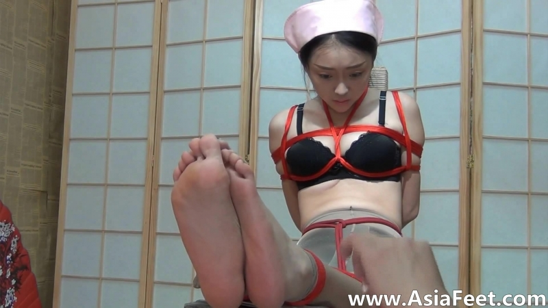 Asian girl Tickling Games