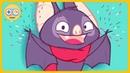 Летучий мышонок Бато собирает друзей на большой концерт в амбаре * мультик игра на Kids PlayBox