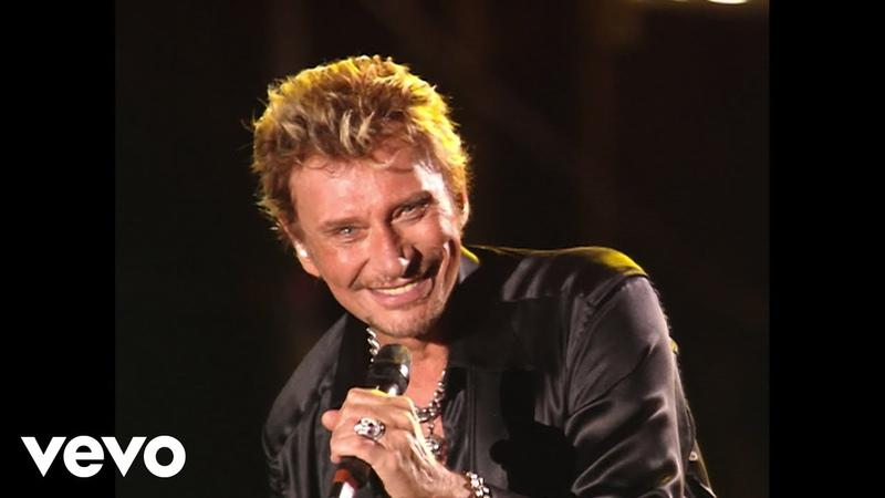 Johnny Hallyday - Le feu (Happy Birthday Live - Live Officiel Parc de Sceaux 15 juin 2000)