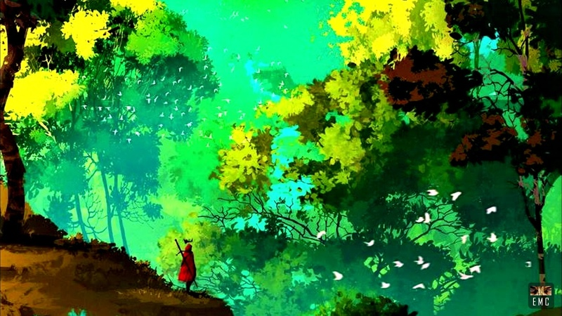Pusher Music The Eyes Of The Forest Epic Beautiful Dramatic Suspenseful Orchestral
