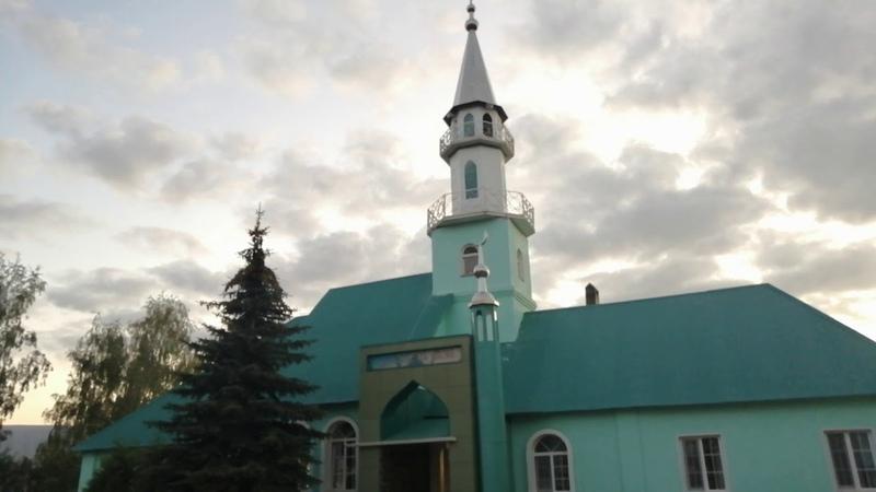 Как красиво звучит азан в Башкортостане