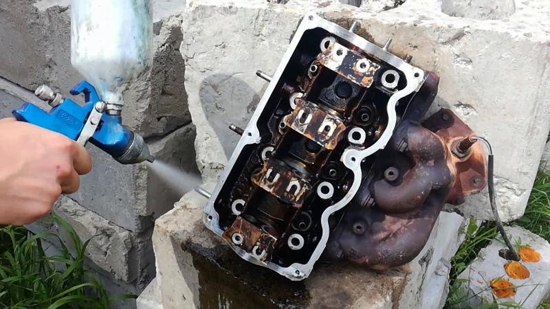 Обрыв ремня ГРМ на Дэо Матиз Самостоятельный ремонт.