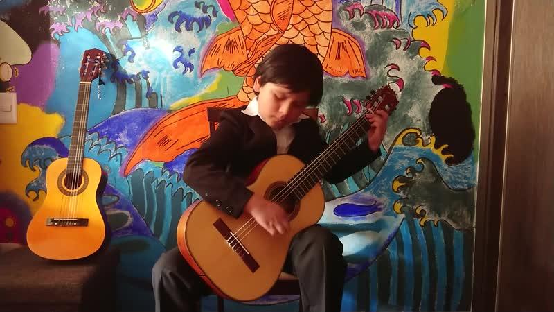 Олег Киселёв Два сорта мороженого исполняет Аксель Бастиан Мексика 8 лет