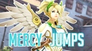 ALL MERCY JUMPS (Superjump, Superjump Rez, Backward Guardian Angel ) - ON CONSOLE (tutorial)