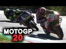 Обзор MotoGP 20 геймплей 🏍 Первый взгляд стала игра лучше Гонки на мотоциклах по лицензии MotoGP