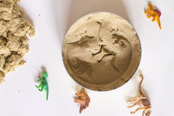 ОРИГИНАЛЬНЫЕ ПОДЕЛКИ ДЛЯ ДЕТЕЙ Как сделать окаменелости динозавров в домашних условиях Для юных палеонтологов большой интерес представляют раскопки. Они будоражат фантазию и позволяют