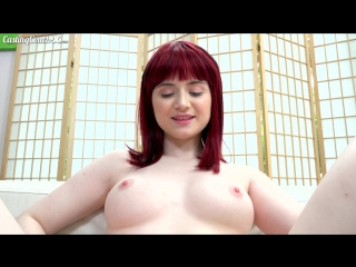 Casting Couch-X - Celestia Vega [HD Porn, Redhead, Big tits]