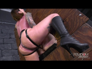 FemdomEmpire Ivy Lebelle - Pegging Glory Hole  2018 г., Femdom, Pegging, Strapon, 1080p