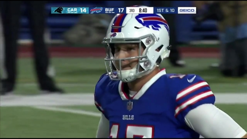 Buffalo Bills vs Carolina Panthers Full Game Highlights-10 August 2018 NFL