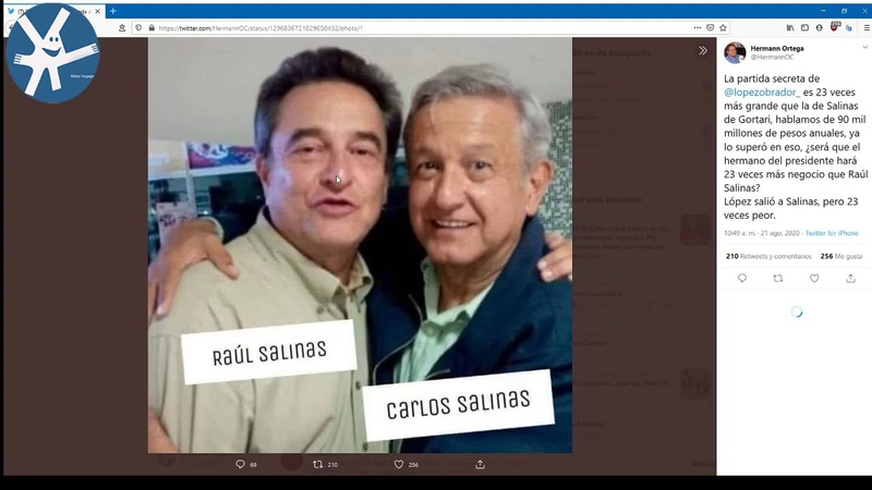 Recibió 1 millón de pesos Pio López Obrador en 2015 Tú que Opinas Twitter 🔝🔝🔝