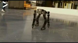 Код Дурова on Instagram: Энтузиасты создали робота, который самостоятельно учится кататься на коньках. Разработчики уверяют, что уже в ближайшем б...