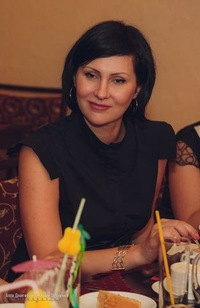 Елена Крикунова