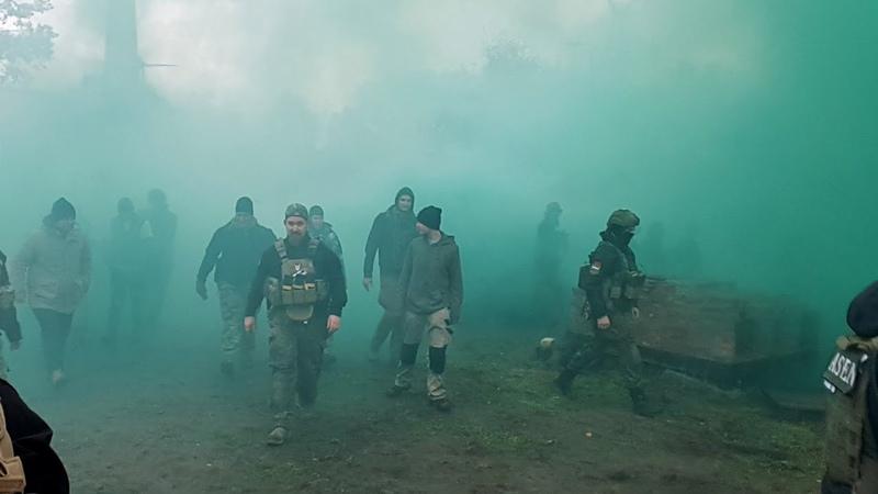 Operation Black Sky X Badlands Part II R O T Bravo Magfed Paintball 2019 10 05 06